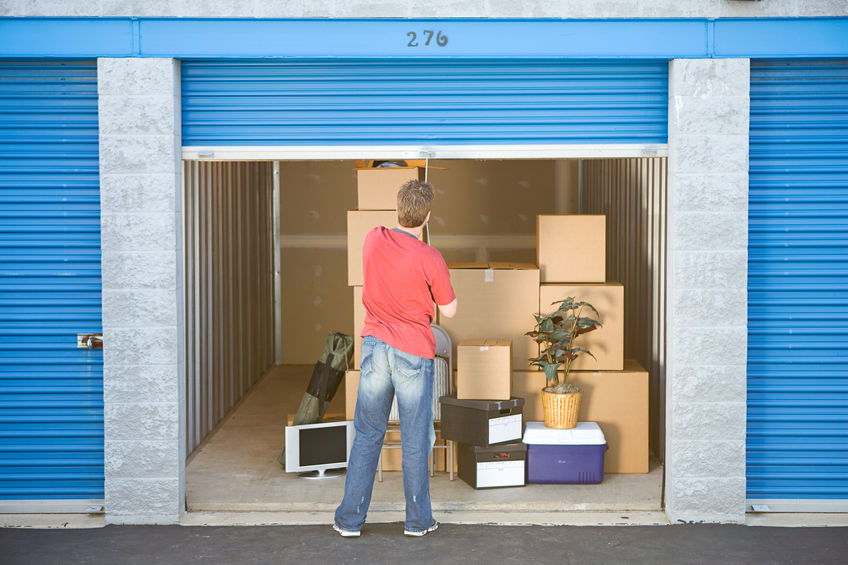 self storage Colorado Springs